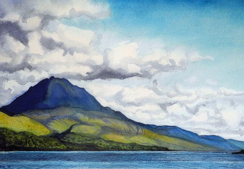 Slioch-from-Loch-Maree